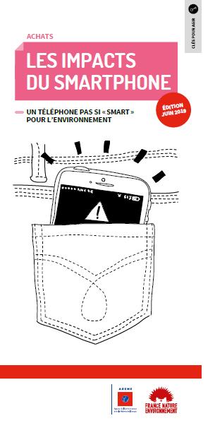 Impact environnemental du smartphone: utilisez l'outil en ligne de l'ADEME!