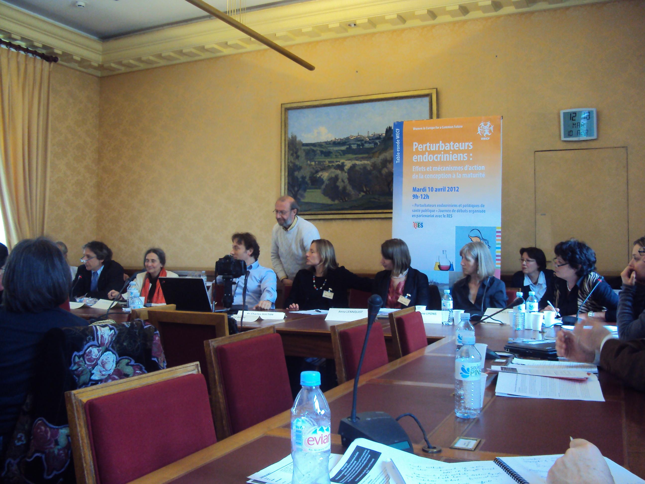 Effets des perturbateurs endocriniens sur la santé : WECF France réunit des experts et scientifiques
