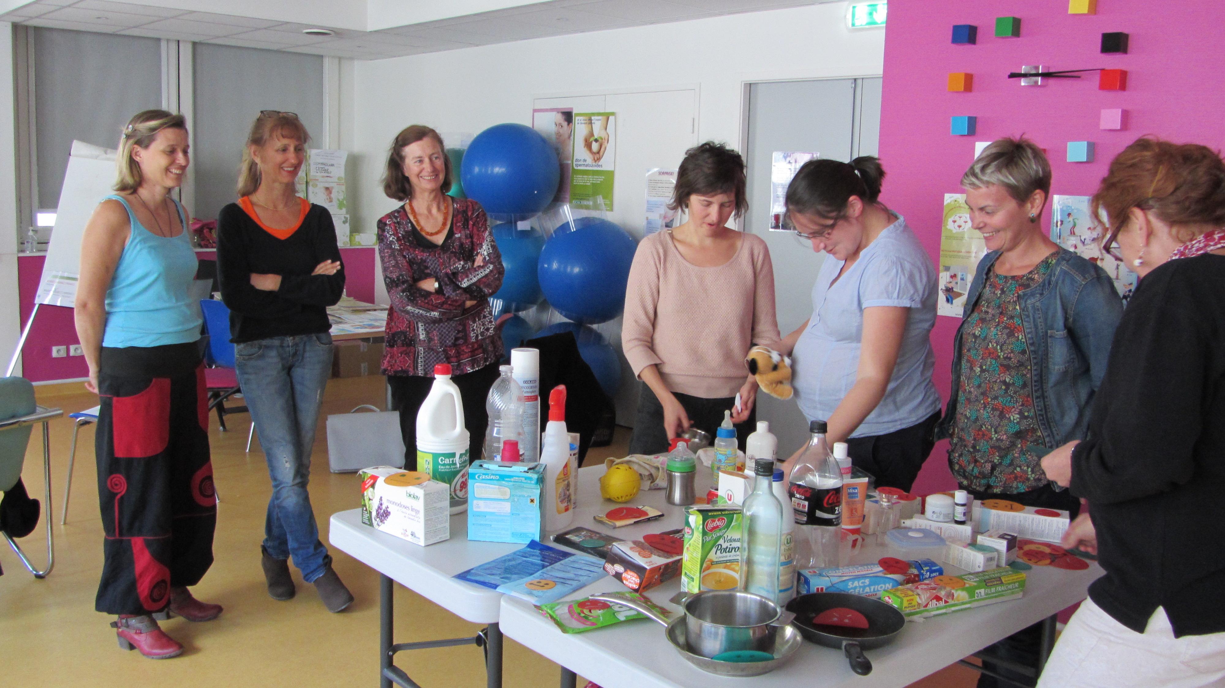 Les ateliers Nesting : un accompagnement aux changements de comportement