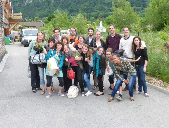 J'ADAPT mon alimentation: séminaire européen pour les jeunes à St Pierre en Faucigny