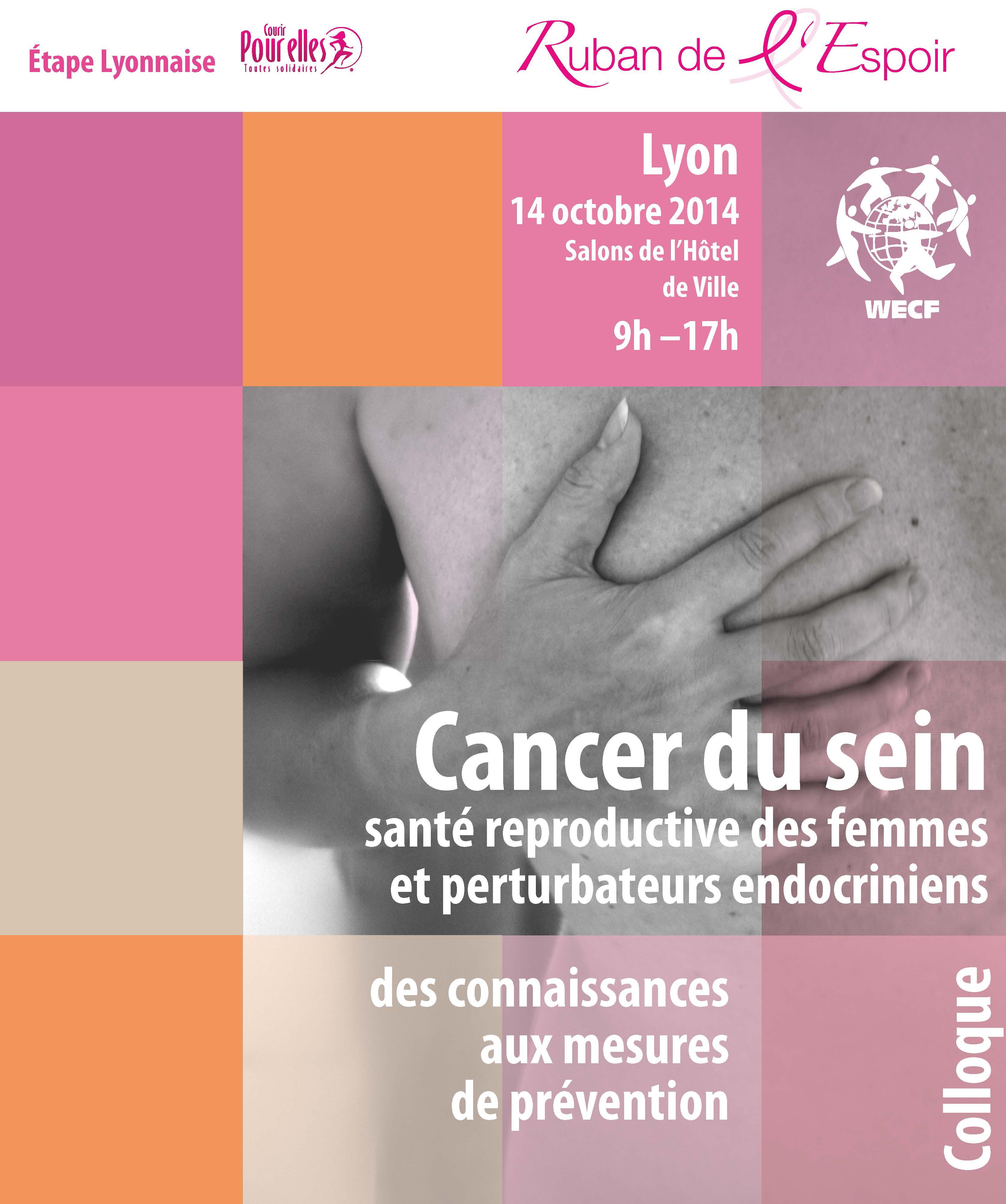 Cancer du sein : dialogue transatlantique pour une prévention de terrain