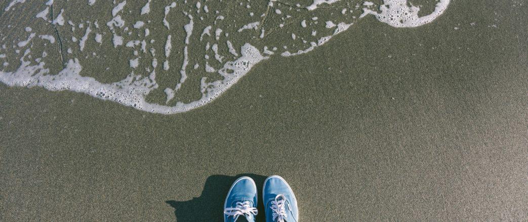 Sprays imperméabilisants : les pieds au sec d'accord mais quid de la pollution de l'air intérieur?