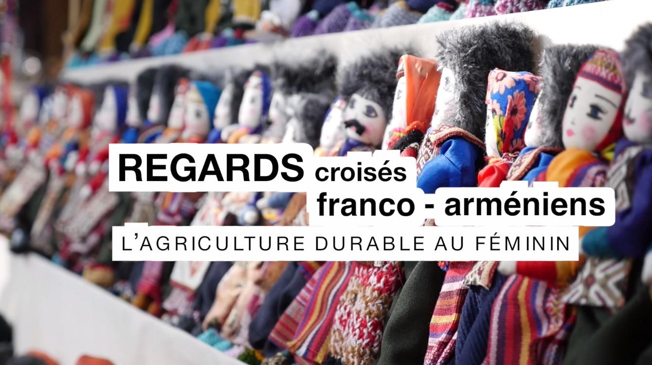 Agriculture Durable au Féminin en Arménie