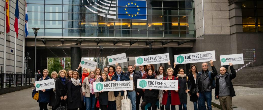 Perturbateurs endocriniens : consultation publique de l'UE jusqu'au 28 juillet