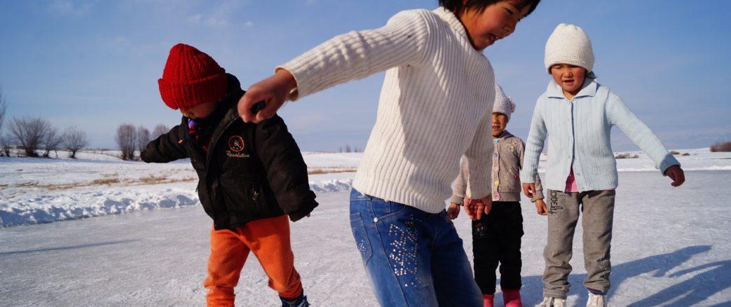 Kirghizstan – Un hiver productif à An-Oston