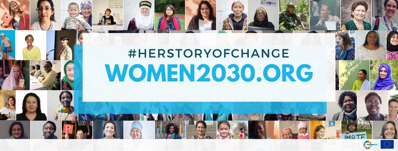 WOMEN 2030 – Faire des Objectifs 2030 une réalité