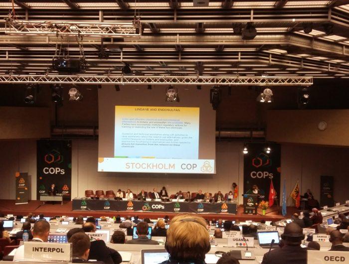 Bilan de la triple COP à Genève du 24 avril au 5 mai 2017