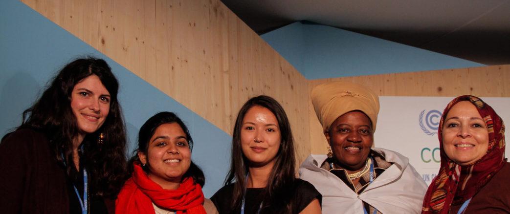 Découvrez les lauréates du Prix Solutions Genre et Climat 2017