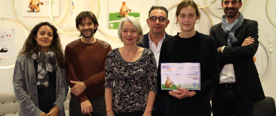 DESIGN-MOI UN JOUET: WECF France récompense des étudiantes pour leurs projets de jouets éco-conçus et sans danger pour la santé