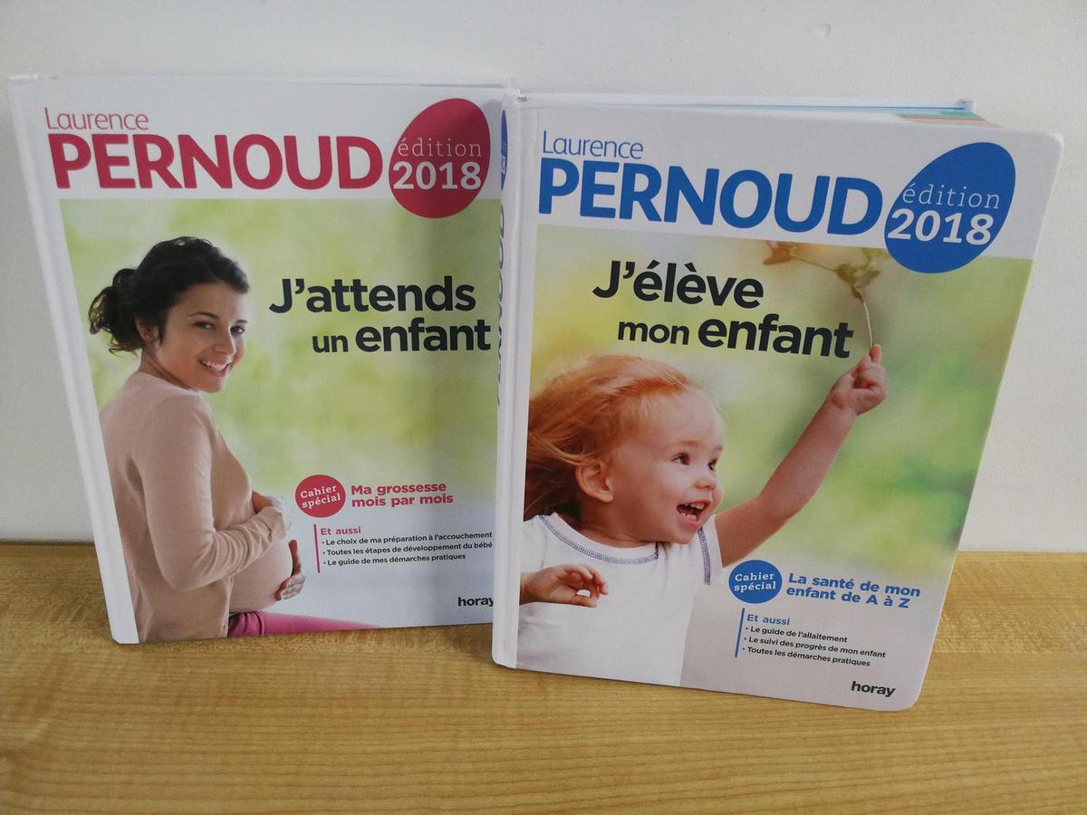 WECF a contribué aux éditions 2018 de J'attends un enfant et J'élève mon enfant