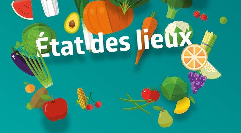 Pesticides dans les fruits et légumes non bio: un rapport de Générations Futures