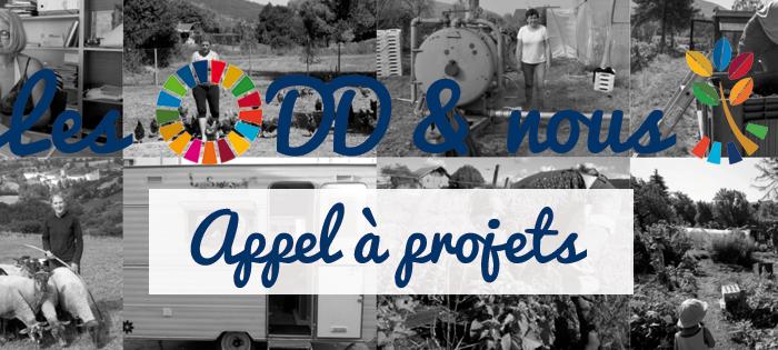 Répondez à l'appel à projets (ODD) : Construire une Europe durable pour toutes et tous
