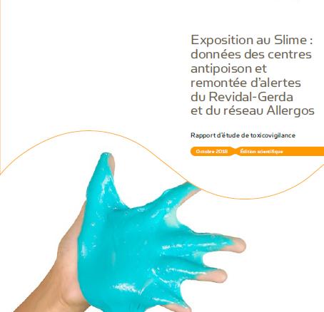 """""""Slime"""" maison : l'Anses met en garde contre une exposition à des produits toxiques"""