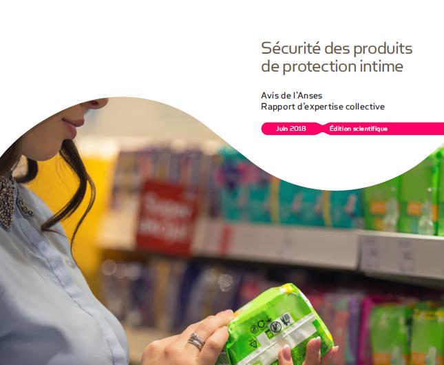 Protections périodiques: l'Anses publie un rapport et note la présence de substances indésirables