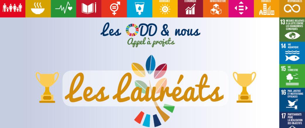 Félicitations aux 4 lauréats français de l'appel à projets sur la réduction des inégalités