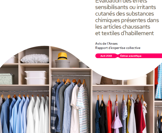Vêtements et chaussures: les conseils de l'Anses pour éviter allergies et irritations cutanées