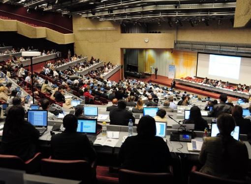 Convention de Rotterdam COP 7 – Retour sur l'atelier de WECF : Amiante chrysotile: qui paie la facture ?
