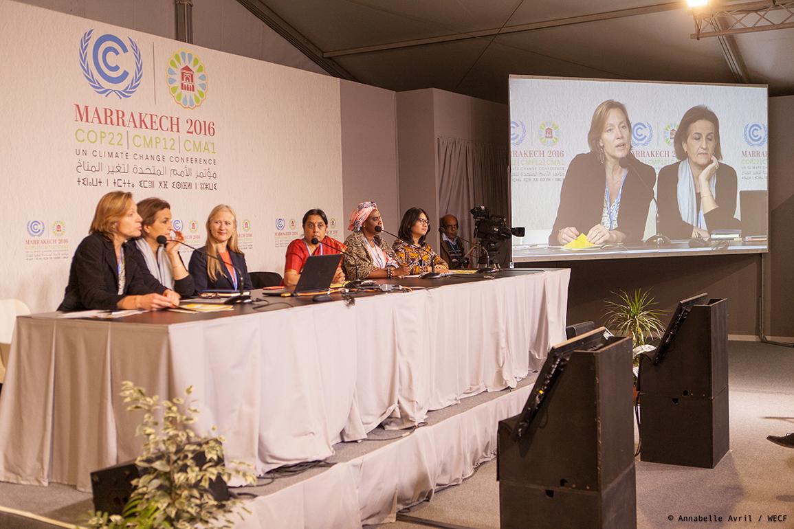 Principales revendications – COP 22 Marrakech, Maroc