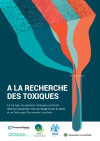 Substances chimiques toxiques dans les moquettes : un danger pour la santé et un frein pour une économie circulaire non toxique