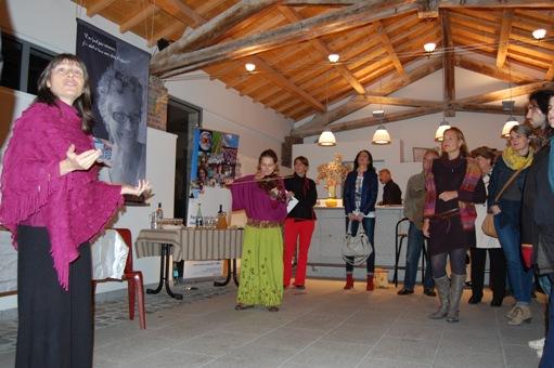 Exposition itinérante et livre sur les femmes actives dans les zones rurales de Rhône-Alpes