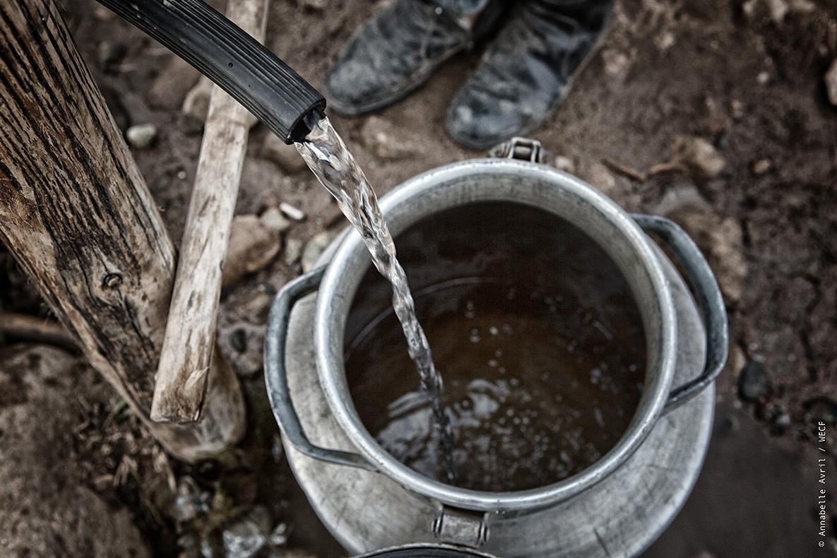 WECF France s'engage au Kirghizistan pour l'accès à l'eau des populations rurales