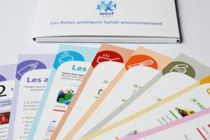 Fiches pratiques Santé-environnement de WECF