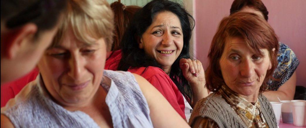 Femmes agricultrices en Arménie