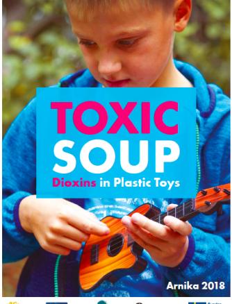 Stop au recyclage des toxiques : des dioxines retrouvées dans des jouets