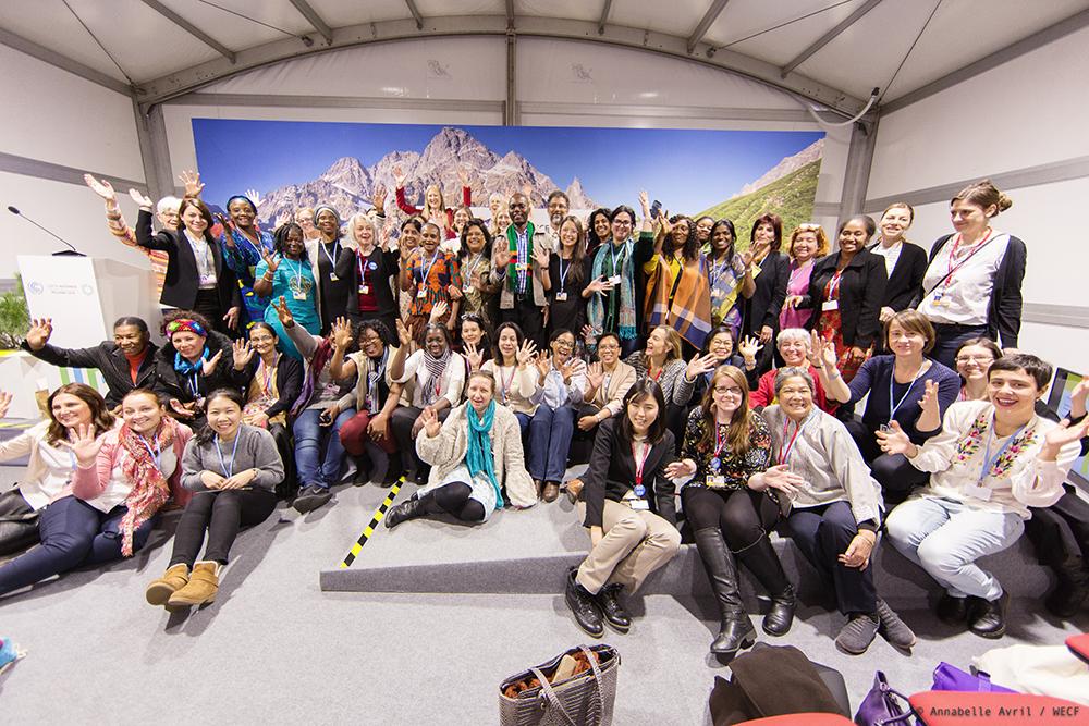 Lauréat prix solution genre et climat