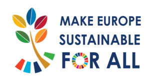 logo du programme MESA Make Europe Sustainable for All
