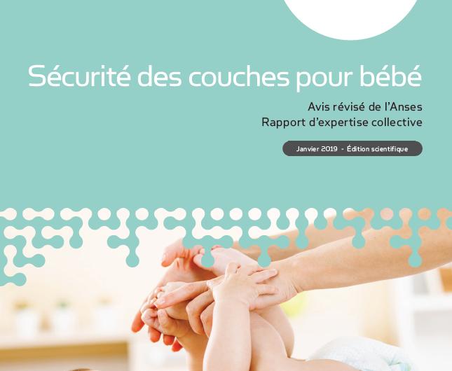 N'en remettez pas une couche: l'Anses alerte sur les composés préoccupants des couches pour bébés
