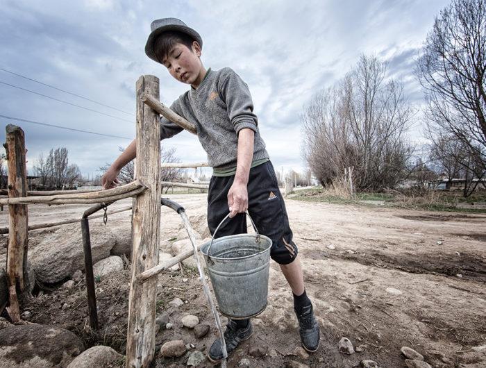Un Energy Globe Award pour le projet d'accès à l'eau au kirghizistan
