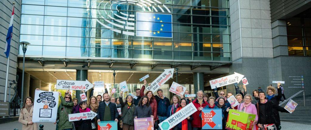 Consultation publique perturbateurs endocriniens:   Participez jusqu'au 8 février