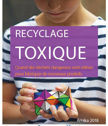 Rapport Recyclage toxique – octobre 2018