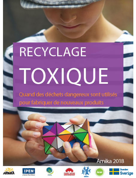 Rapport Recyclage toxique – 2018