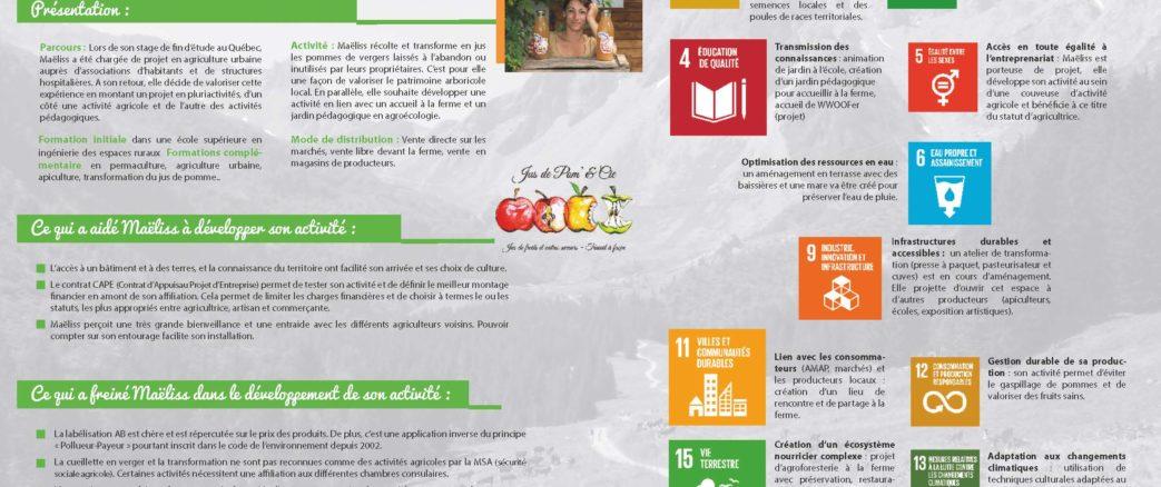 Posters Femmes Rurales & ODD