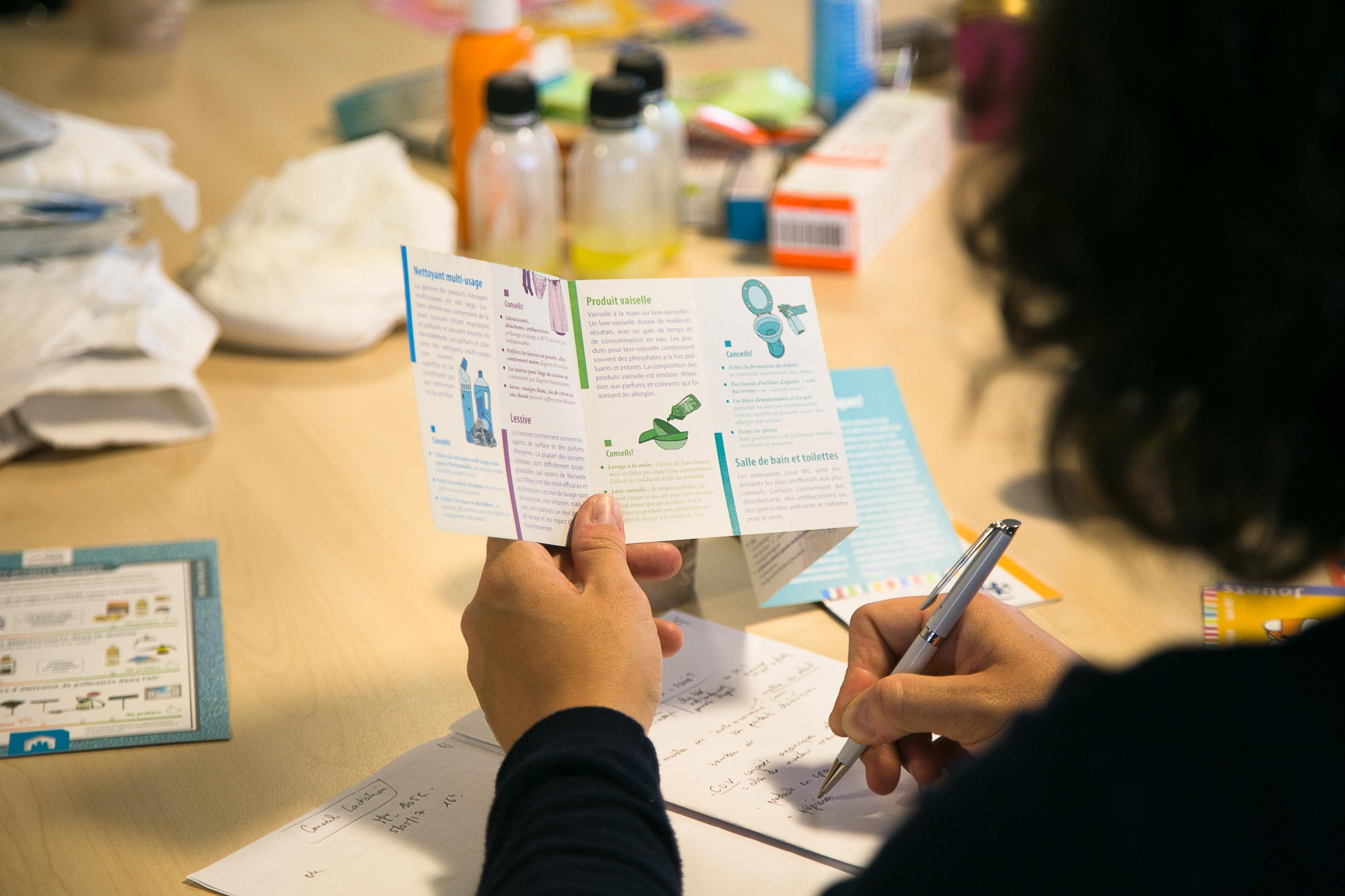 Zoom : formation continue des animatrices Nesting et MA Maison MA Santé