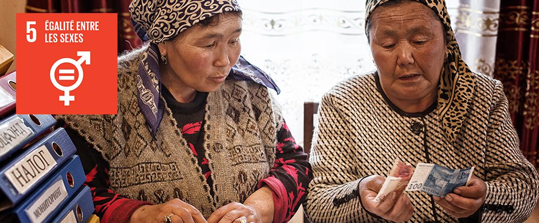 Renforcer le rôle des femmes dans l'Agenda 2030