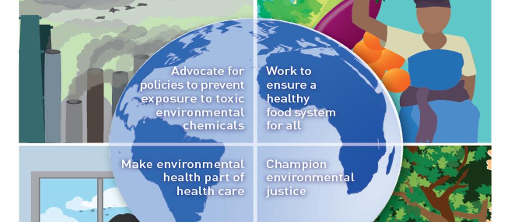 WECF et HEAL soutiennent l'Appel des gynécologues du monde entier