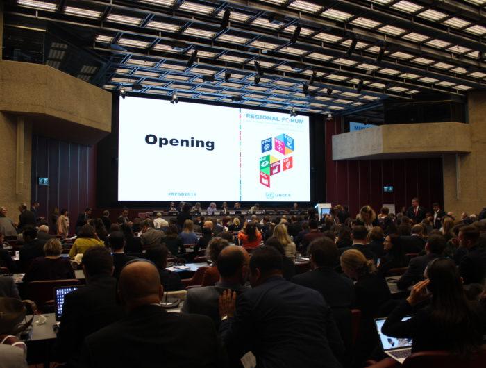 Forum Régional sur le Développement Durable : synthèse et bilan