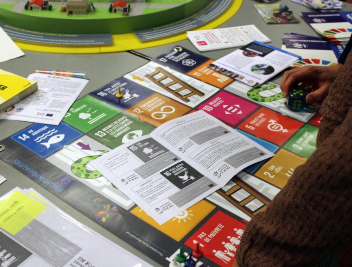 WECF et ses partenaires, 4 réseaux d'organisations de femmes signent un accord de 5 ans pour la mise en oeuvre des Objectifs de développement durable