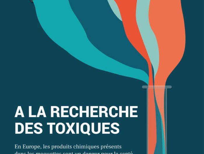 Synthèse: A la recherche des toxiques dans les moquettes, octobre 2018