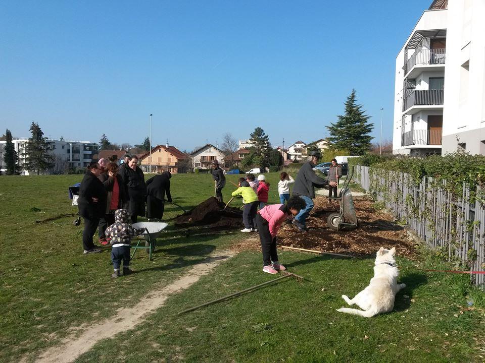 Transformer la ville en jardin potager, à Annemasse c'est permis !