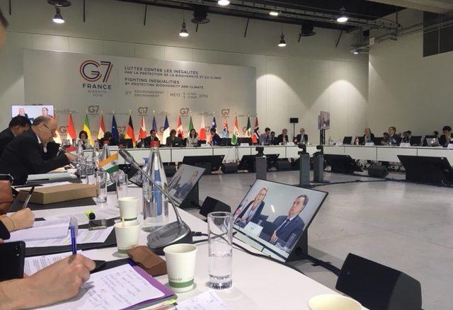 G7 : wecf france et le W7 regrettent la faiblesse des engagements concrets