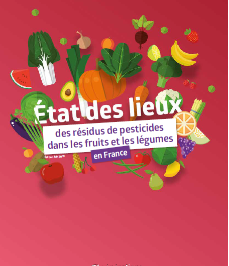 pesticides alimentation