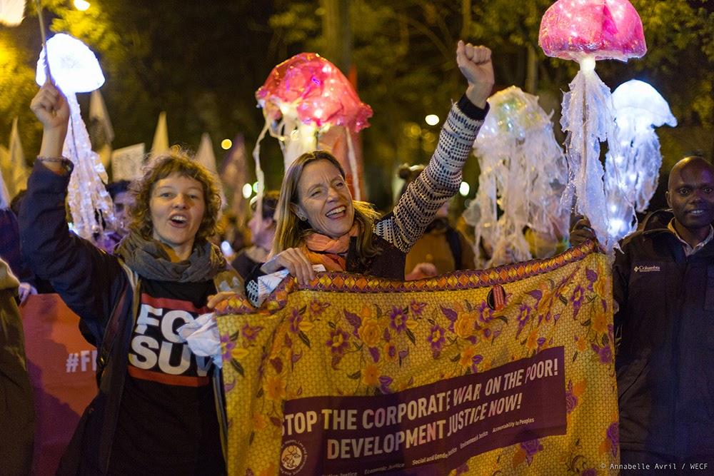La Constituante et les groupes de Femmes et Genre applaudissent le Plan d'Action Genre de la COP 25