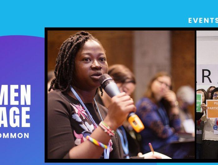 COP 25 : Demandes clefs de La Constituante Femmes et Genre