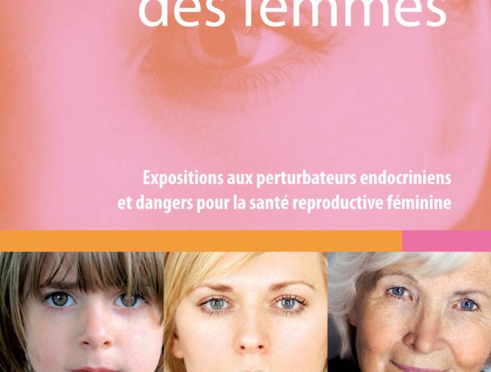 L'avenir serait-il plus rose pour les femmes sans les perturbateurs endocriniens ?