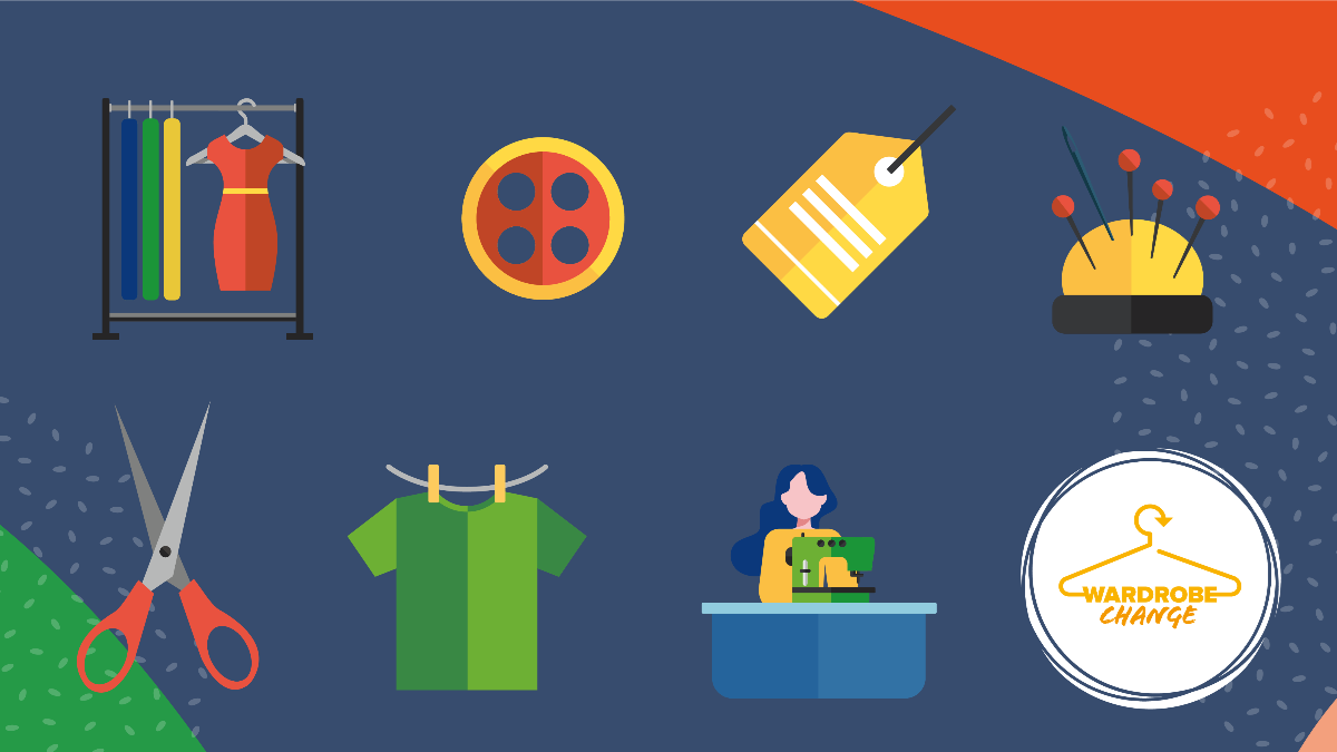 La nouvelle campagne #WardrobeChange : pour une transformation radicale de l'industrie textile