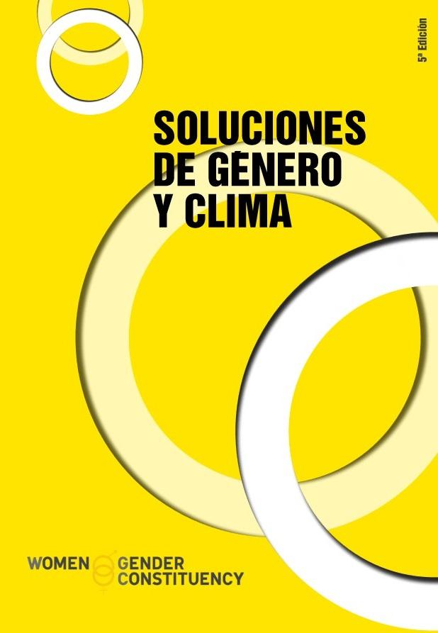 SOLUCIONES DE GÉNERO Y CLIMA